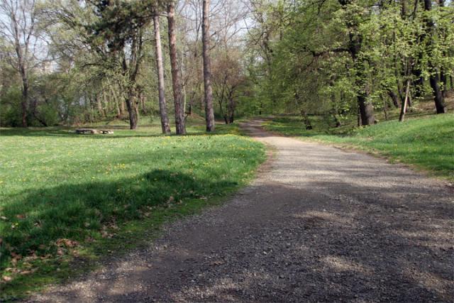 Kamenicki park/Dnevnik