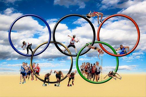 olimpijske igre pixabay