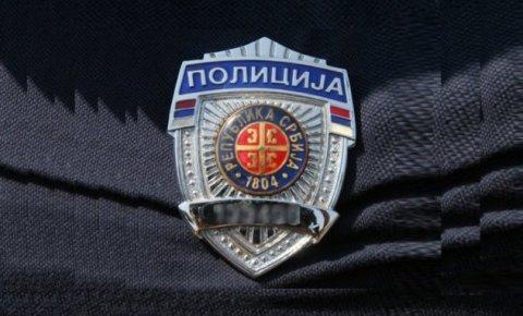 policija znacka, ilustracija