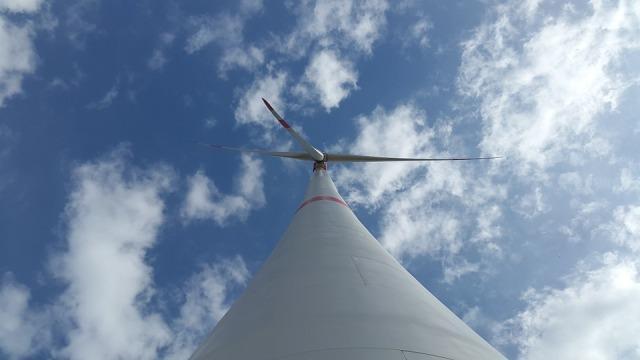vetropark turbine