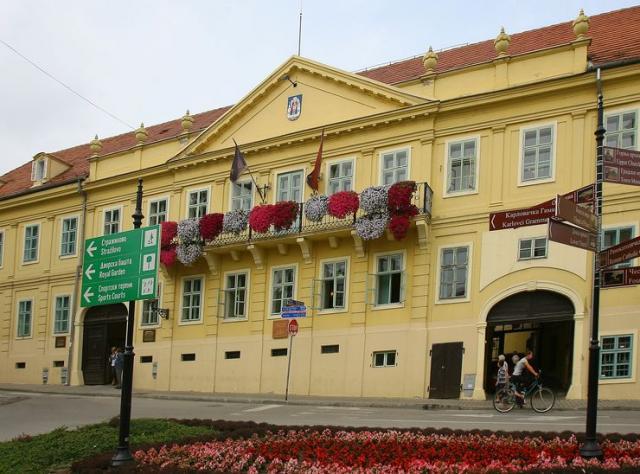U Magistratu će biti održana svečana sednica Pokrajinske vlade Foto:Dnevnik.rs/ F. Bakić