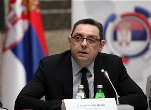 Aleksandar Vulin Foto: Tanjug/video