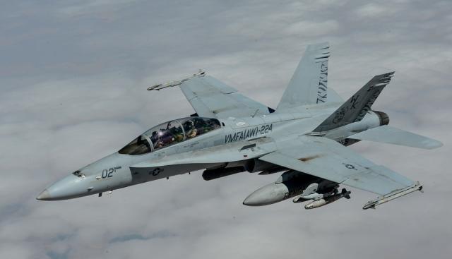 Američki vojni avion Foto: Pixabay