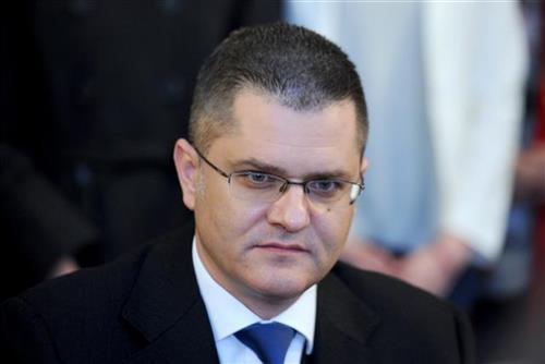 Vuk Jeremić Foto: Tanjug