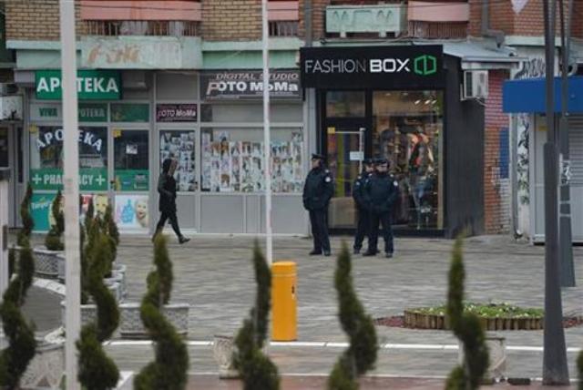 kosovska mitrovica policija