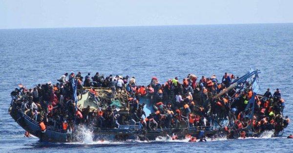 Migranti, Alžir Foto: Youtube/printscreen