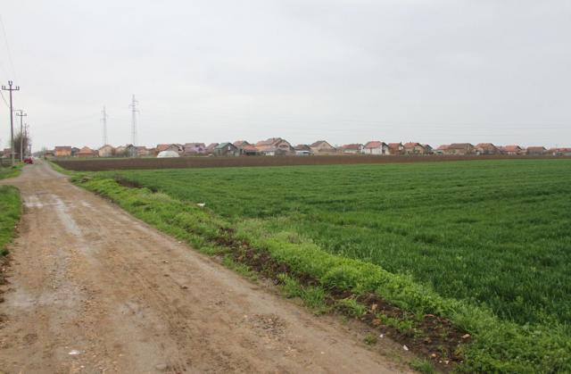 Sajlovo - panorama