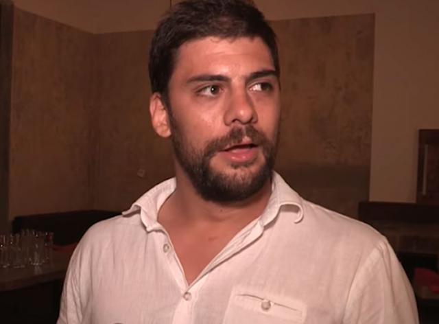 Milan Marić, glumac Foto: youtube/printscreen