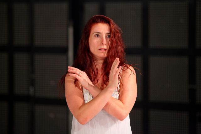 Sonja Damjanović, glumica  Foto: SNP