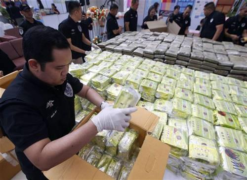 Tajland droga/Tanjug