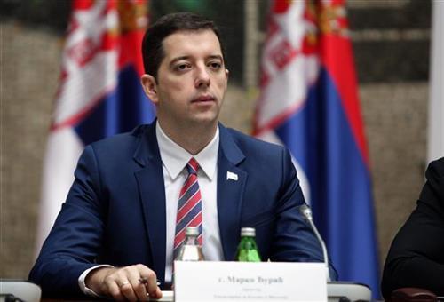 Marko Đurić, direktor Kancelarije za KiM Foto: Tanjug