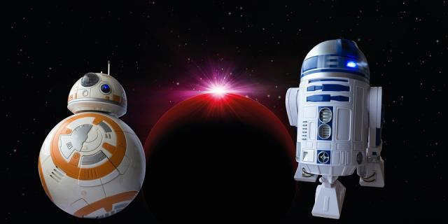 BB8 i R2D2