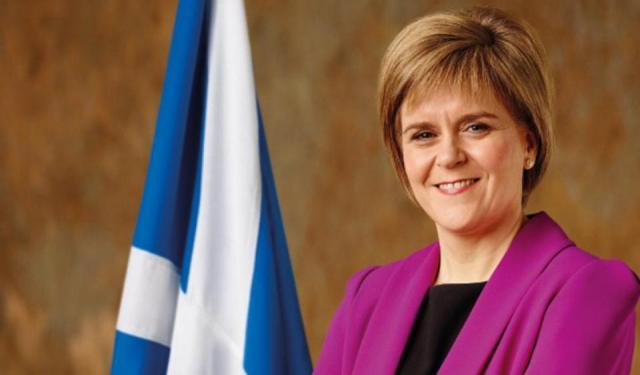 škotska premijerka Nikola Sturdžon Foto: srowfunder.co.uk