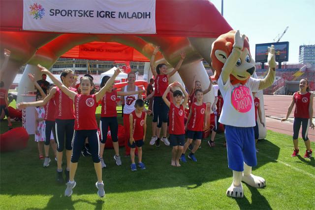 Sportske igre mladih/Dnevnik arhiva