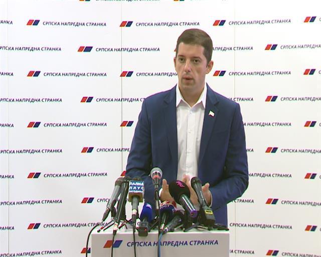 Marko Đurić, SNS  foto: Tanjug