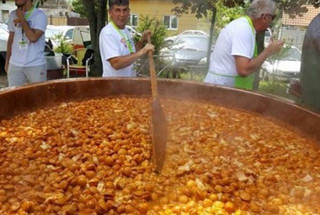 U subotu u Temerinu tradicionalno nadmetanje u kulinarskim veštinama  Foto: Turistička organizacija Temerina