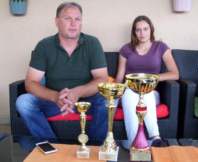 Slobodan i Aleksandra Trnjakov