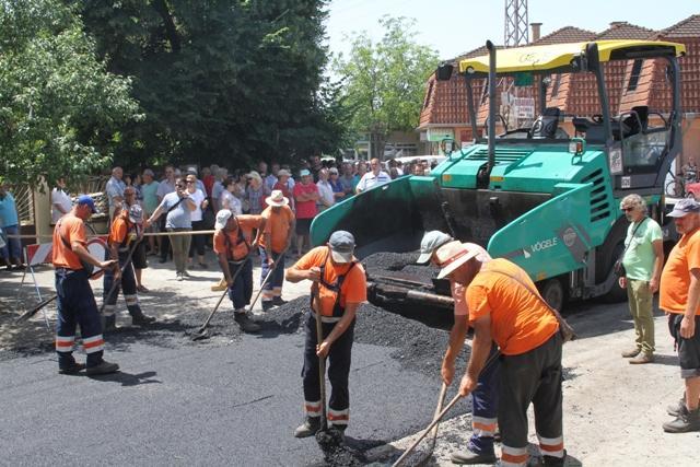 veternik asfaltiranje