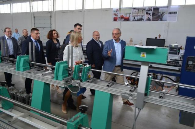 Kompanija iz Belgije otvorila pogon u Banatu  Foto: Dnevnik.rs