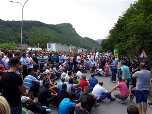 malinari protesti