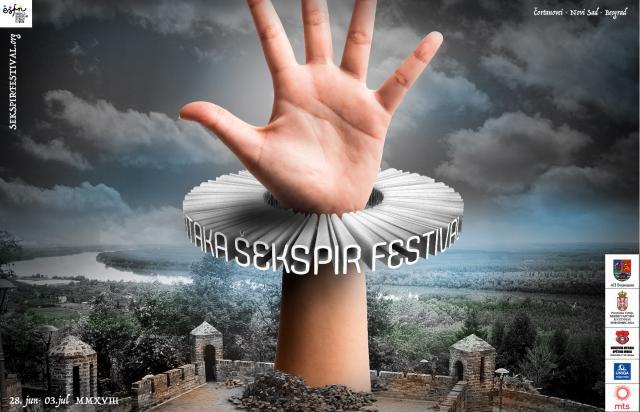 Plakat Šekspir festivala foto: promo
