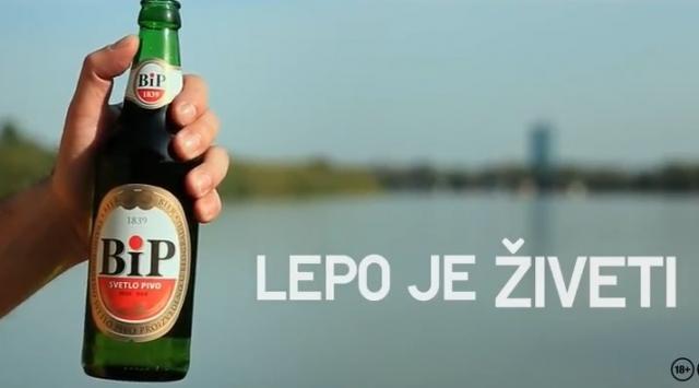 bip pivo
