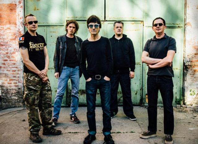 """Novosadski bend """"Obojeni program""""  Foto: promo"""