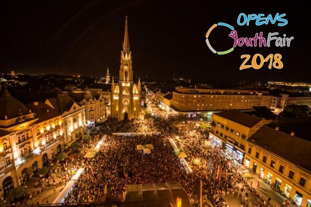 """OPENS Youth Fair"",  Regionalni sajam omladinskog turizma Foto:promo"