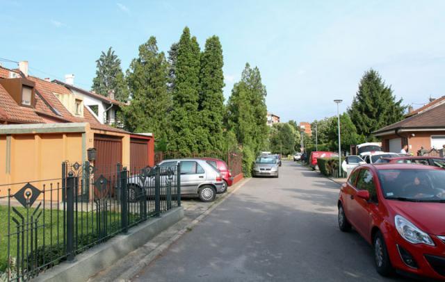 Ulica Mihaila Babinke/R. Hadzic