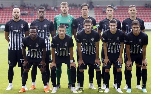 Partizan/FK Partizan/M. Todorovic