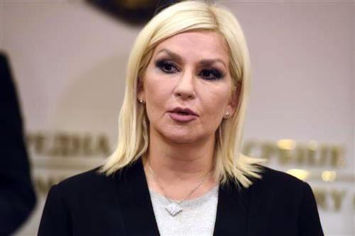 Zorana Mihajlovic/Tanjug