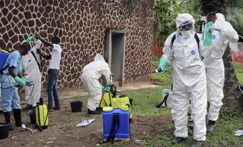 Proglašen kraj epidemije ebole u Kongu  Foto: AP Photo/John Bompengo