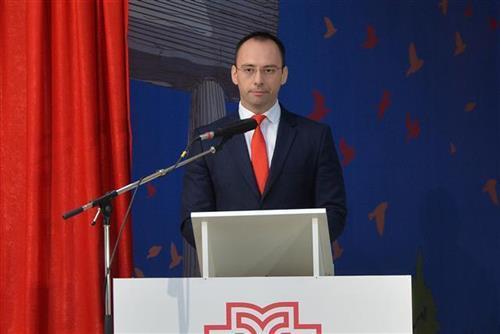 Igor Simić, KiM Foto: Tanjug