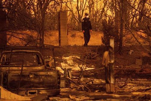 Požari u Severnoj Kaliforniji Foto: AP Photo/Noah Berger