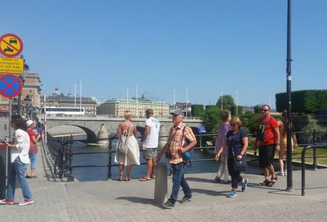 Stokholm godišnje poseti oko 10 miliona turista Foto: Dnevnik.rs/M. Stakić