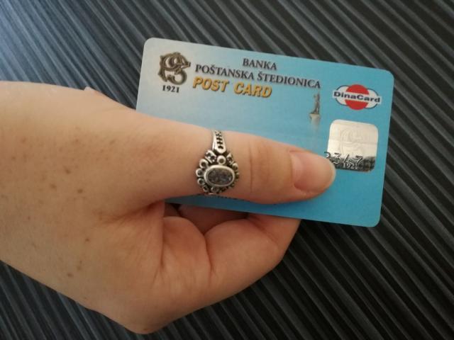 dina kartica, dnevnik.rs