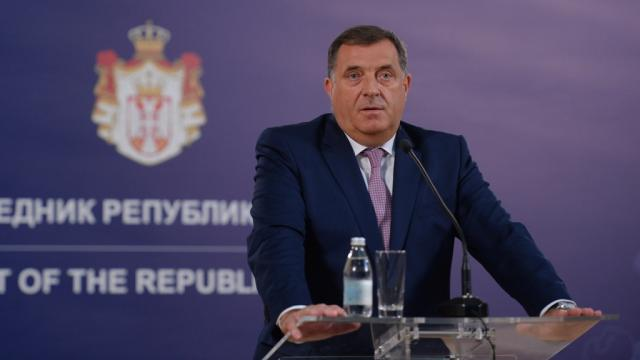 milorad dodik, Tanjug/Tanja Valić