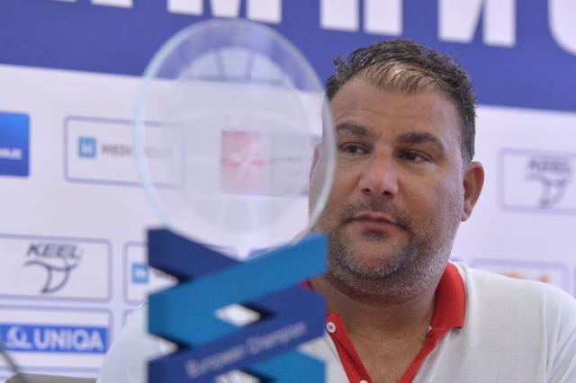 Selektor vaterpolo reprezentacije Srbije Dejan Savić Foto: Tanjug