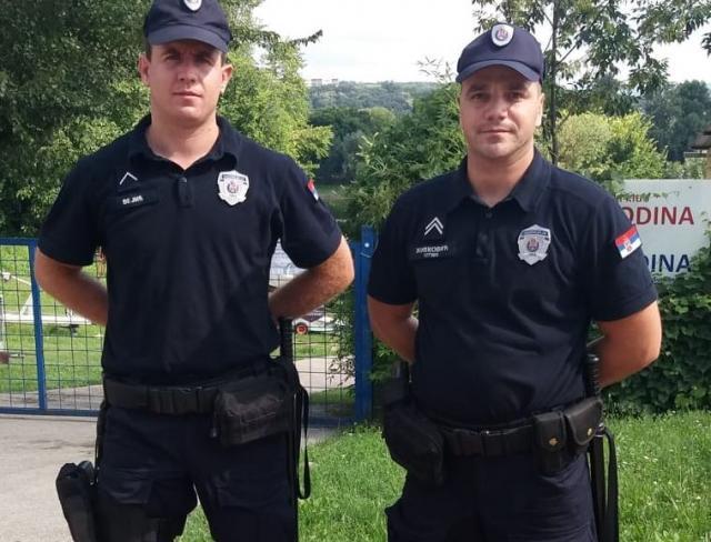 policajci iz rume