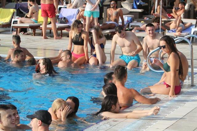 Leto na otvorenom bazenu Spensa Foto:Dnevnik.rs/ S. Šušnjević