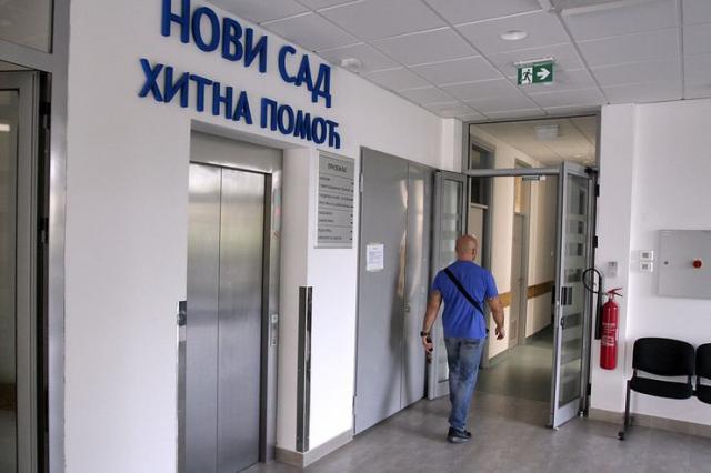Najsavremeniji centar za hitnu pomoć na Balkanu Foto: Dnevnik.rs/Filip Bakić