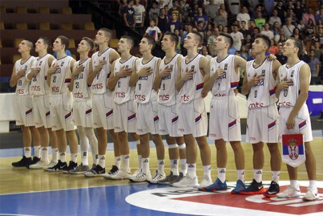 ЕП до 16: Победа Србије у дуелу са Литванцима