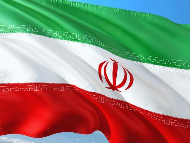 Iranska zastava Foto pixabay.com