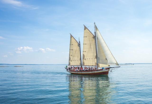 brod jedrenjak