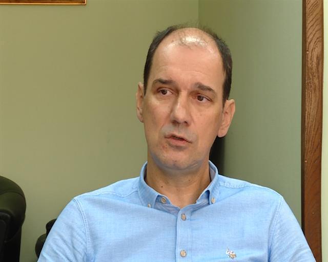 Državni sekretar Ministarstva prosvete Vladimir Popović Foto: Tanjug
