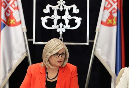 Jorgovanka Rabaković Foto: Tanjug