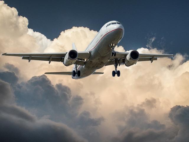 Putnički avion Foto: pixabay.com