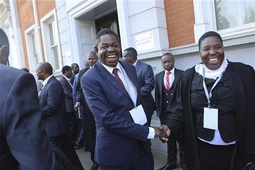 Zimbabve, izbori Foto: AP Photo/Tsvangirayi Mukwazhi
