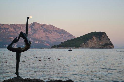balerina budva pixabay