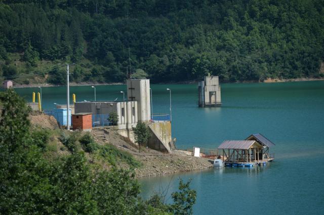 jezero gazivode, Tanjug/Zoran Žestić